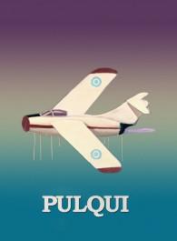 Pulqui, un instante en la patria de la felicidad
