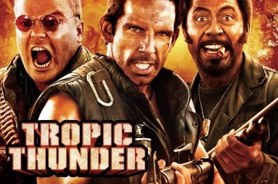Tropic Thunder - Una guerra de película
