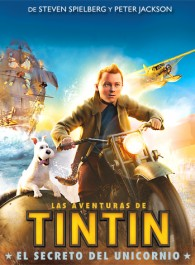 Las aventuras de Tintín - El secreto del Unicornio