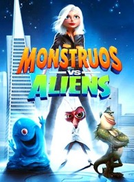Monstruos vs. Aliens