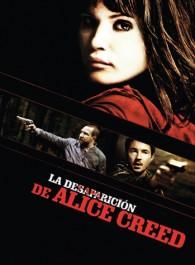 La desaparición de Alice Creed