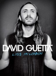 David Guetta Live in London