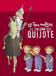 Las tres mellizas: El enigma de Don Quijote