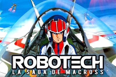 Robotech: La Saga de Macross